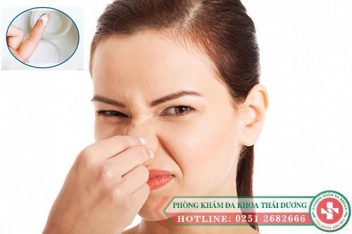 Dịch hư ra nhiều và có mùi hôi nguyên nhân và cách chữa trị