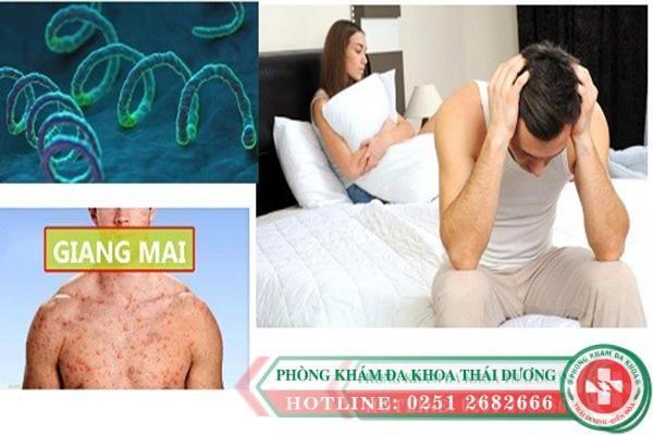 Tổng hợp bệnh giang mai và cách chữa trị