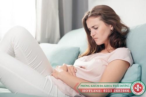 Đau bụng kinh có nguy hiểm không làm sao để khắc phục?