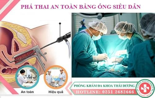 Phương pháp nạo hút phá thai an toàn bảo vệ tử cung
