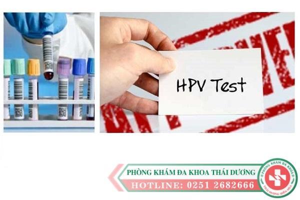Xét nghiệm kiểm tra HPV