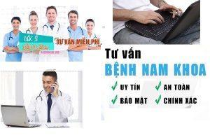Tư vấn nam khoa trực tuyến miễn phí tại Phòng khám Thái Dương