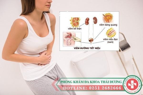 Biểu hiện viêm đường tiết niệu ở nữ và cách điều trị hiệu quả